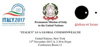 """Italics"" as a Global Commonwealth"