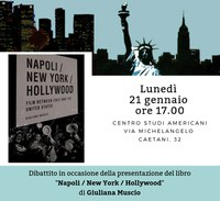 """Presentazione del libro """"Napoli / New York / Hollywood"""""""